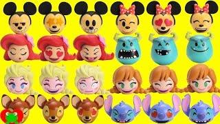 Disney Emoji Blind Bags Funko MyMoji