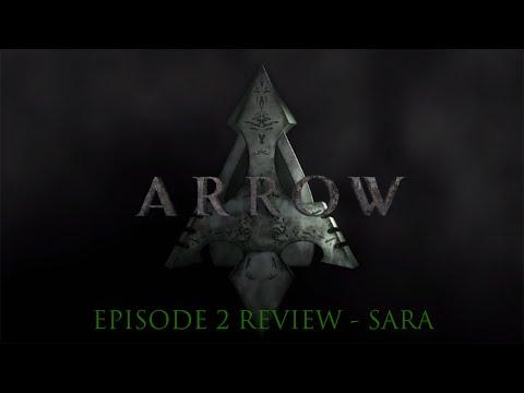 Arrow Season 3 Episode 2 Review - Sara