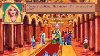 Ending Variations King's Quest 6