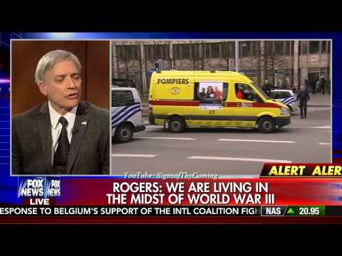 World War 3 : Terror Attack in the Heart of Europe is a prelude to Global War (Mar 22, 2016)