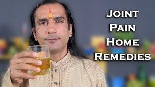 Joint Pain Home Remedies By Sachin Goyal @ ekunji.com