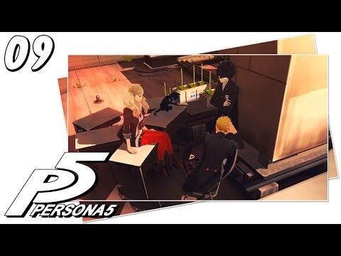 Persona 5 [German] #9 Lebenswichtige Vorbereitungen [HD+][LET'S PLAY]