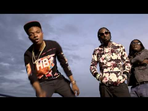 Don't Cry - Radio and Weasel ft. Wizkid