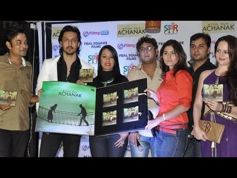 Kashmera Shah, Aseem Ali Khan And Hazel Crowney At 'kyun Hua Achanak' Music Launch video