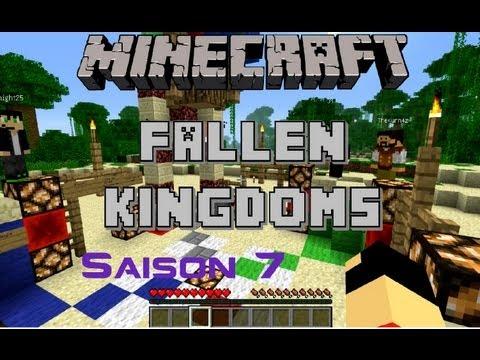 Minecraft Fallen Kingdoms Saison 7 épisode 1 video