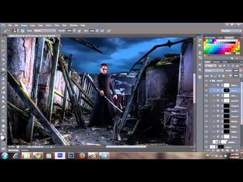 Digital art - Photoshop - Mohamed 3laa