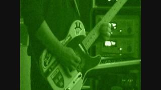 KURSK Blue Film Studio Guitar