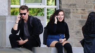 Embarrassing Phone Calls in Public PRANK