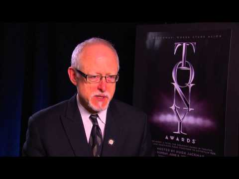 2014 Tony Awards Meet the Nominees: Robert Schenkkan