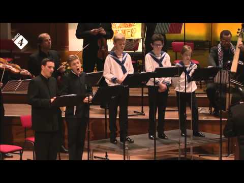 Ars Antiqua Austria - Festival Oude Muziek Utrecht, 31 aug 2014 - Deel I