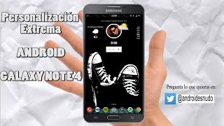 [TUTORIAL] Personaliza tu Android - Dia 3 - Note 4 Español HD