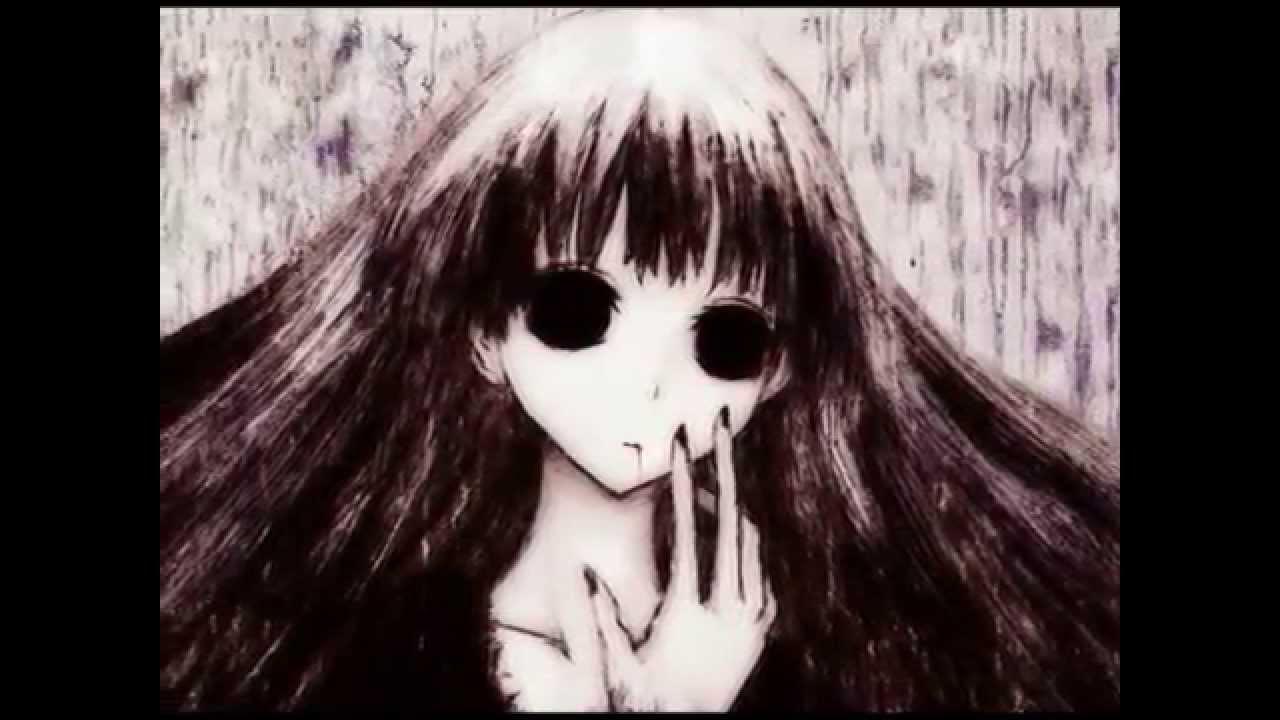 Creepy Anime Music Creepy Anime Girls Hide And