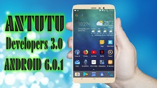 Antutu [ROM] Project x aosp android 6.0.1 (NIKEL) by Developers 3.0 - Xiaomi Redmi Note 4 MTK