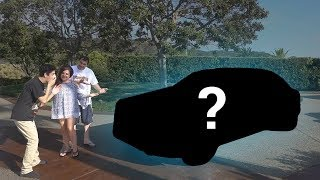 MY PARENTS SURPRISED ME WITH MY DREAM CAR!! *emotional* | FaZe Rug