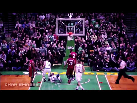 LeBron James Top 20 Posterize Dunks 2003-2013
