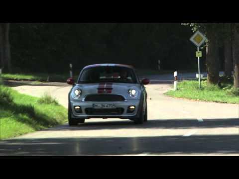 MINI Cooper S Coupe, промо