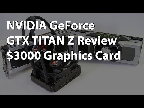 The NVIDIA GeForce GTX TITAN Z Review