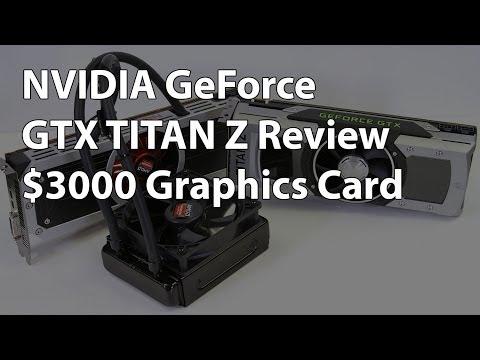 The NVIDIA GeForce GTX TITAN Z Review