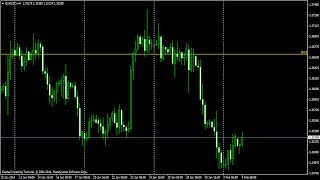 Видео обзор пары EUR/USD с 04.02.2014 по 07.02.2014