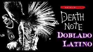 Death Note (2017) Trailer Doblado Español Latino [Netflix]