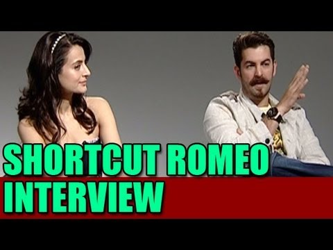 Interview of Ameesha Patel and Neil Nitin Mukesh- Shortcut Romeo...