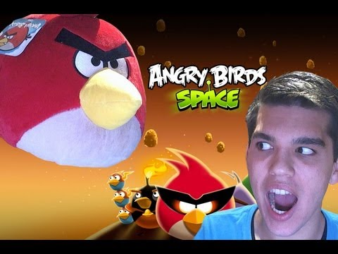 What's on Air, Angry Birds Space, Draw Something Free - App Review #52