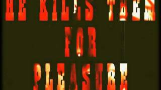 He Kills Them For Pleasure Grindhouse Trailer