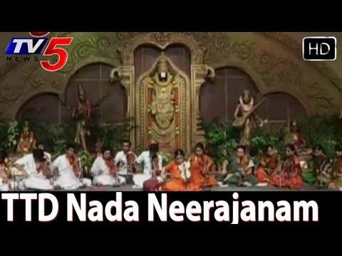 Nada Neerajanam At Tirumala Tirupati  -  TV5