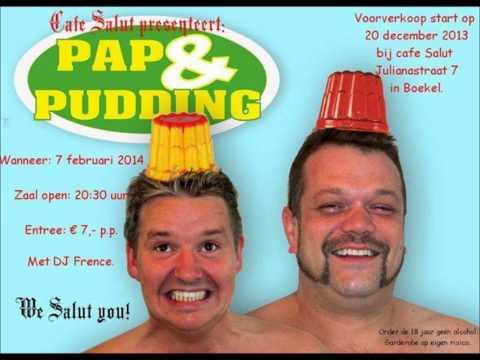 Pap en Pudding - Dikke Ria