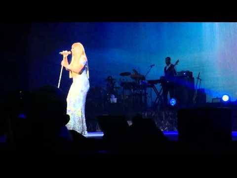 Mariah Carey - Against All Odds live in Stockholm, Ericsson Globe april 2, 2016