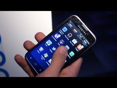 Nuevos smartphones de Alcatel One Touch