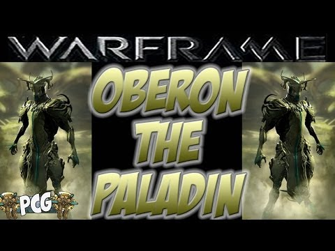 Warframe 11.5 ♠ Oberon