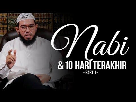 Video Singkat: Nabi & 10 Hari Terakhir (Part 1) - Ustadz Muhammad Nuzul Dzikri, Lc