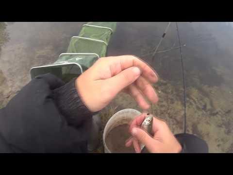 ловля на пикер ранней весной видео