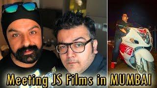 Exploring MUMBAI with JS Films on SUZUKI HAYABUSA