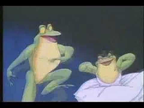 Rupert and the frog song FULL