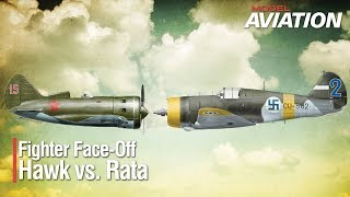 Fighter Face-Off - Model Aviation magazine