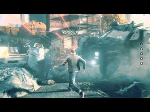 Quantum Break Gameplay Review (Xbox One)