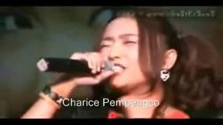 I'll Be There - Mariah Carey, Regine, Charice, Jennifer Hudson, So Hyang, Leona, Alexandra.wmv