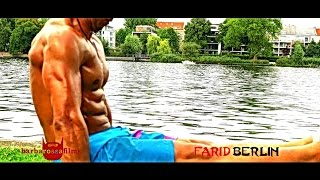 Freestyle Push Ups & Legs Motivation Workout  | THANKS FOR 100K! Farid Berlin