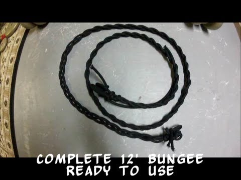 homemade banshee bungee for under $80