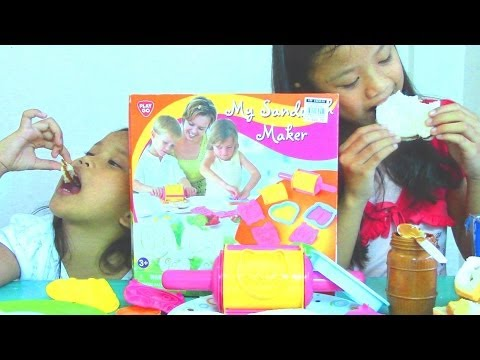 Play Go My Sandwich Maker Molds Animal-Shaped Sandwich - Kids' Toys