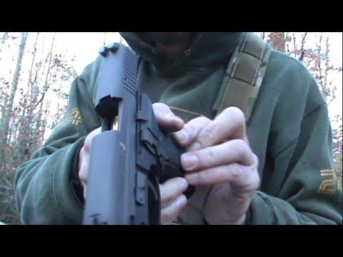 Sig Sauer P226 MK25 Navy ~ Rapid Fire