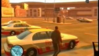 GTA 4 STEALING AIRPORT CARS ORIGINAL GTA 4