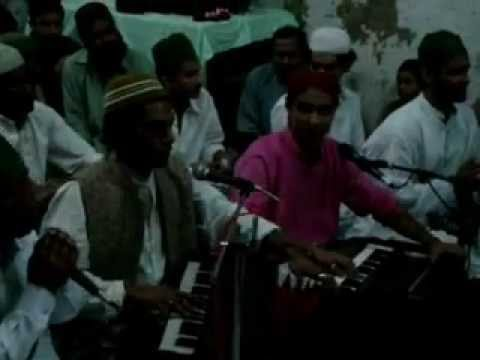 Pak Colony 2011 March 12 Ali Muhammad Taji Part-3  Khwaja Moinuddin Sharif Qawali video