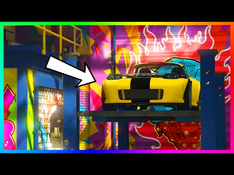 GTA 5 LOWRIDERS DLC Update Secret Details In Benny's Garage Hints At New Cars Coming!? (GTA 5)