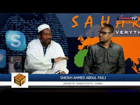 Sheikh Kalifa Abdul Faili Denounces Extremist Islam