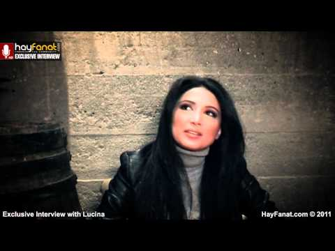 Lucina ► Exclusive HayFanat.com Video Interview [HD] klip izle