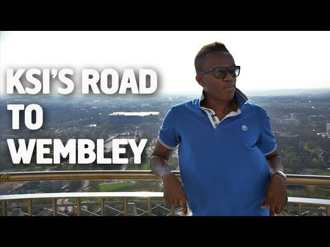 KSI's Road To Wembley | Borussia Dortmund v Real Madrid