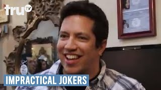 Impractical Jokers - The Guys Visit the Hair Salon (Punishment) | truTV